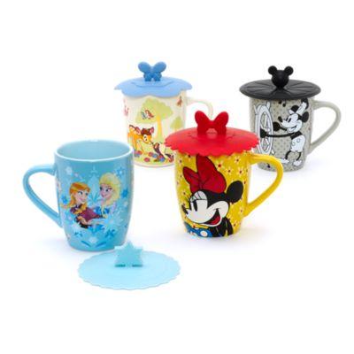 Minnie Mouse Mug And Lid