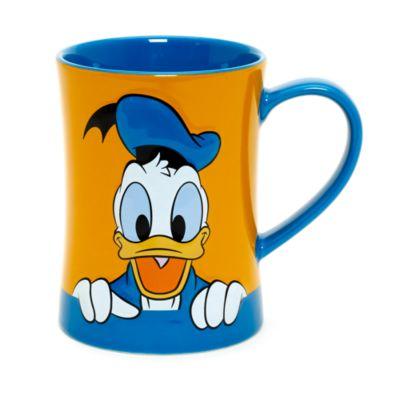 Taza Pato Donald curioso
