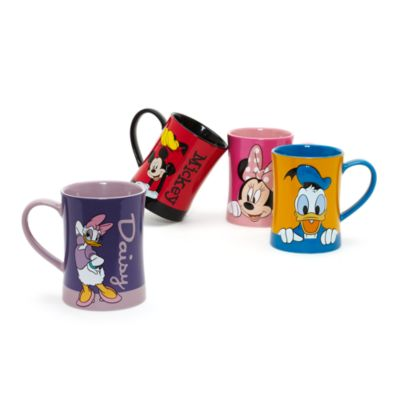 Taza Minnie curiosa