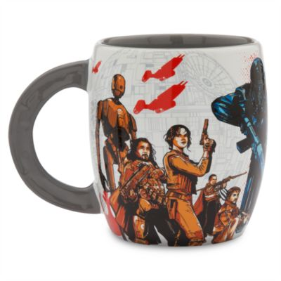 Tazza dei personaggi di Rogue One: A Star Wars Story
