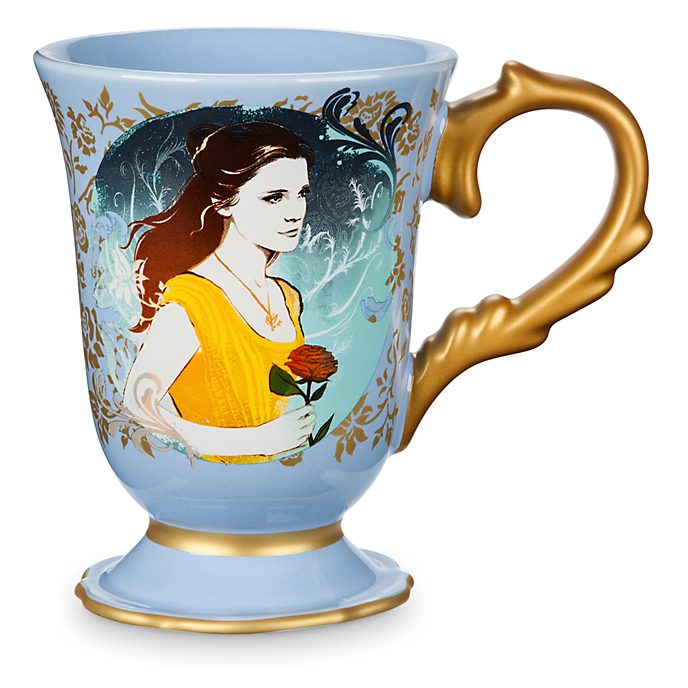 Belle Mug, Beauty and the Beast