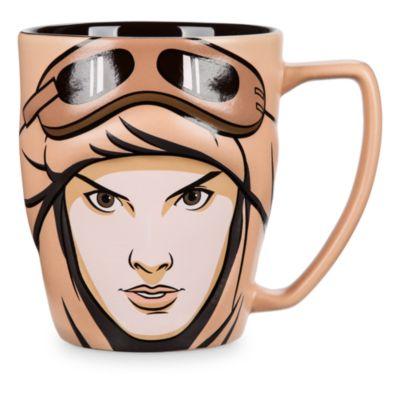 Rey Character Star Wars: The Force Awakens Mug