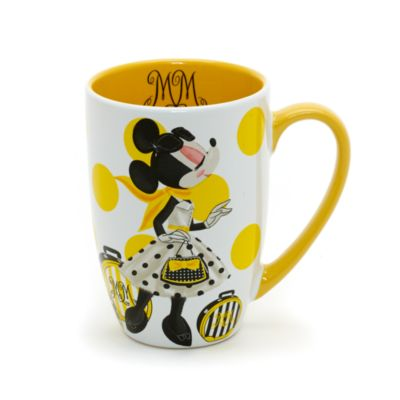 Minnie Mouse Signature Collection Mug