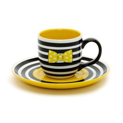 Set taza y platillo colección Minnie Signature