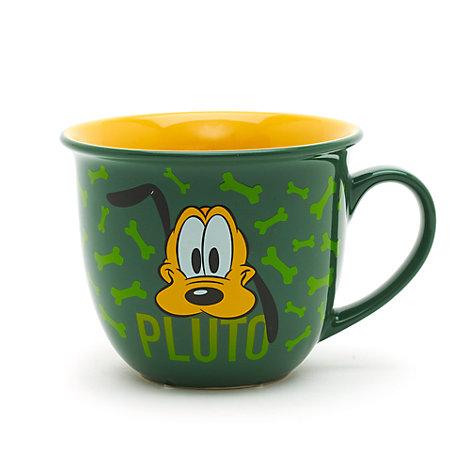 Pluto mugg med figurnamn