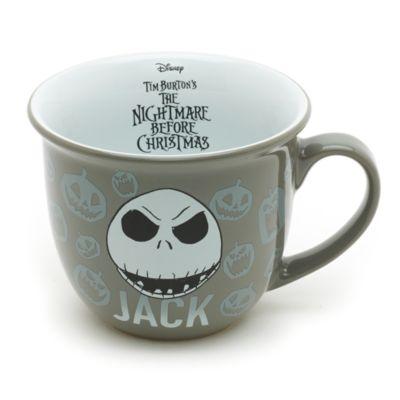 The Nightmare Before Christmas Jack Character Mug