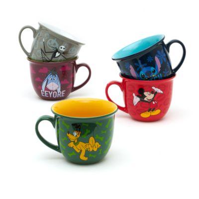Mickey Mouse Character Name Mug