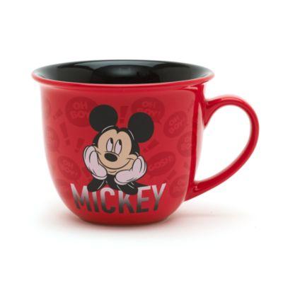 Mickey Mouse figurkrus med navn