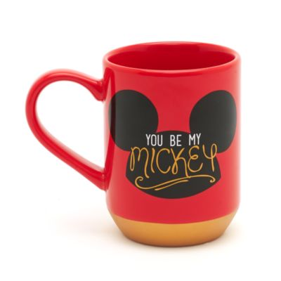 Taza Minnie y Mickey Mouse