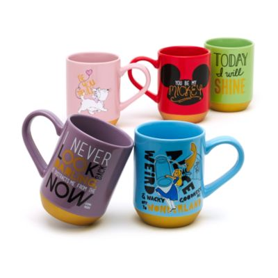 Mickey Mouse and Minnie Mouse Mug