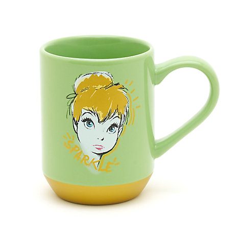 Peter Pan - Tinkerbell Becher