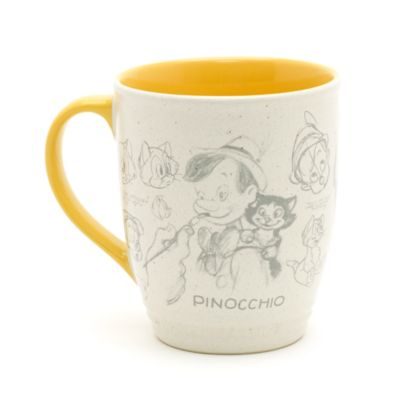 Disney Animators Collection - Pinocchio Becher