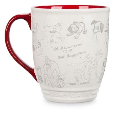 Taza 101 Dálmatas, colección Disney Animators