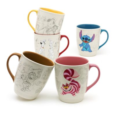 Butter mugg, Disney Animator's Collection