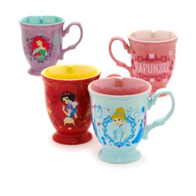 Rapunzel Princess Mug