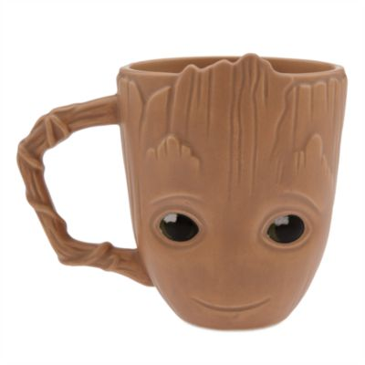 Groot Sculpted Mug, Guardians Of The Galaxy Vol.2