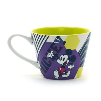 Tasse à cappuccino Mickey Mouse