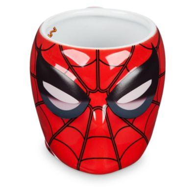 Taza de Spider-Man en 3D