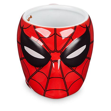 Mug Spider-Man en relief