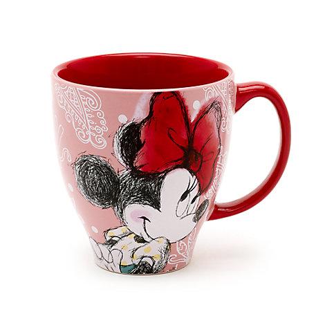 Minnie Mouse-mønsterkrus