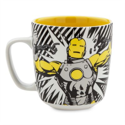 Taza grande de Iron Man