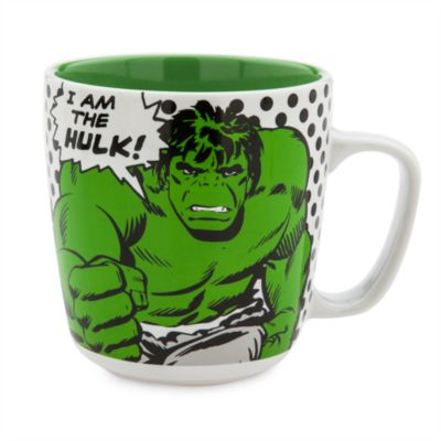 Hulk - Charakter-Becher (groß)