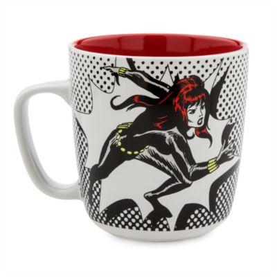 Black Widow Large Character Mug