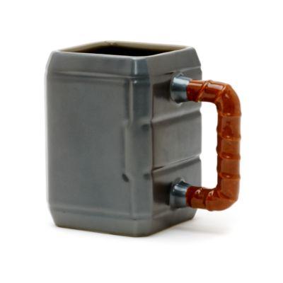Mug Thor en forme de marteau avec effets en relief