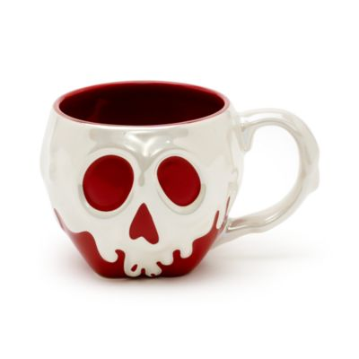 Snow White 3D Poisoned Apple Mug