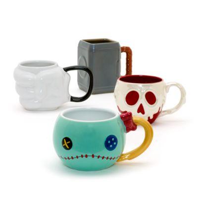 Mug MickeyMouse en forme de gant en relief