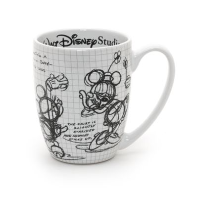Ensemble de mugs, Walt Disney Studios
