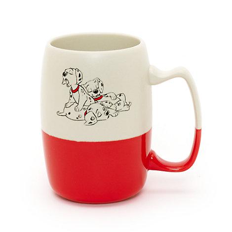 101 Dalmatians Glazed Mug
