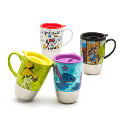 Mug de voyage Stitch
