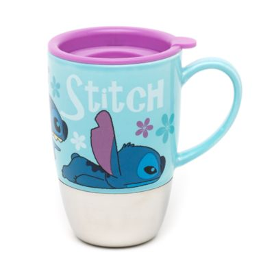 Taza viaje Stitch