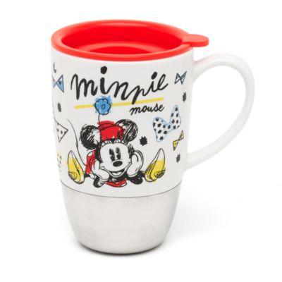 Taza viaje Minnie Mouse