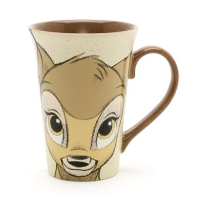 Mug Bambi et Pan-Pan pour café latte