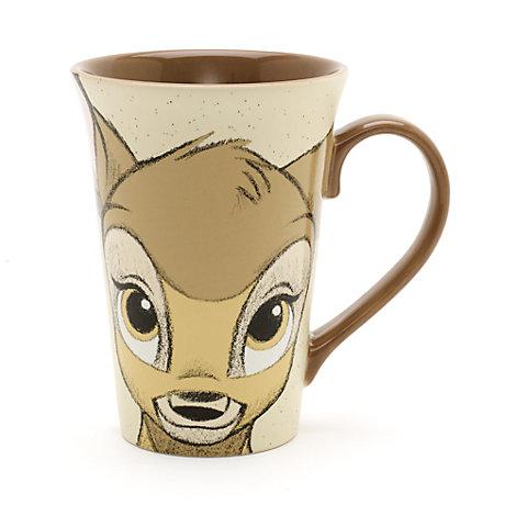 Taza grande Bambi y Tambor