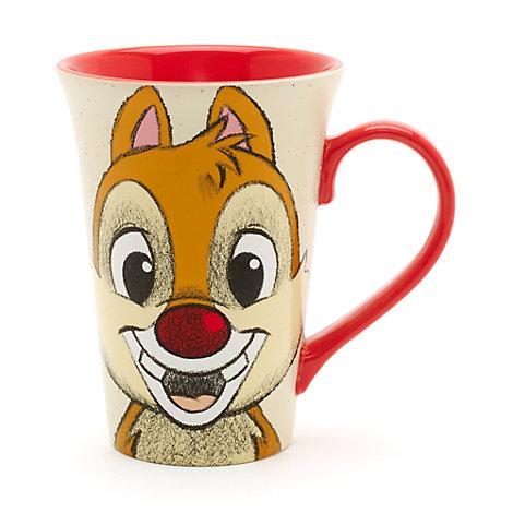 Mug Tic et Tac pour café latte