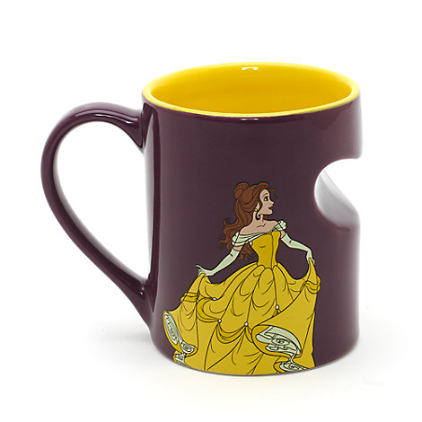 Belle Couple Mug, Beauty And The Beast