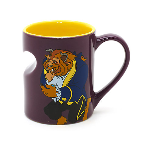 Beast Couple Mug, Beauty And The Beast