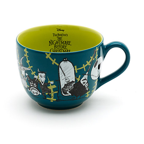The Nightmare Before Christmas Cappuccino Mug