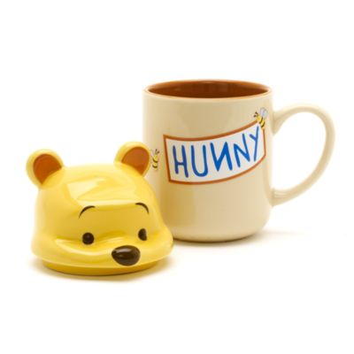 Mug Winnie l'Ourson avec couvercle