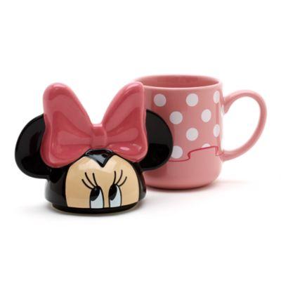 Minnie Mouse figurkrus med låg