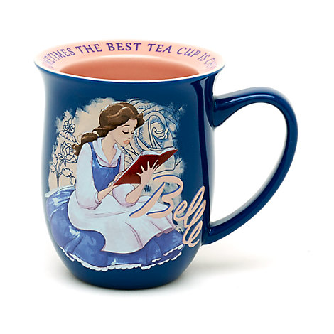 Belle Quote Mug, Beauty And The Beast