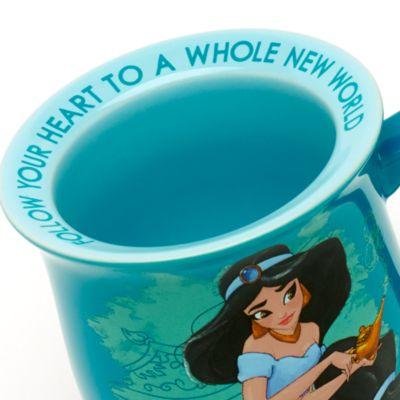 Mug Princesse Jasmine avec citation
