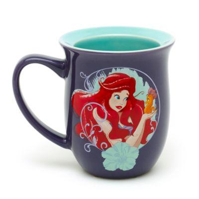 Tazza con citazione Ariel, La Sirenetta