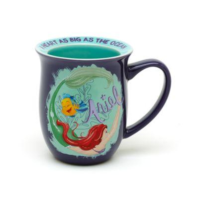 Mug Ariel avec citation, La Petite Sirène