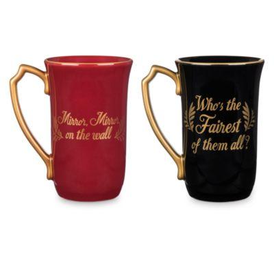 Art of Snow White Mugs, Set of 2