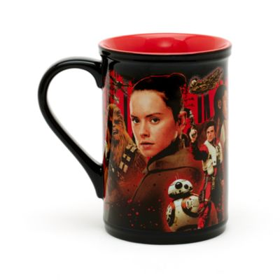 Star Wars: The Last Jedi Mug