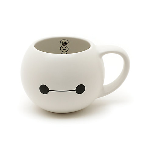Taza de Baymax, Big Hero 6